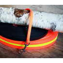 PVC Hundeleine 10 / 13mm | Schleppleine | 3 Farben |...