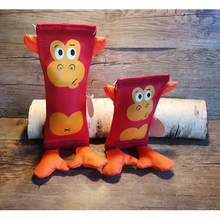 Hozies Jeffrey Jungle Feuerwehrschlauch Hundespielzeug
