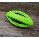 Grubber - interaktiver Rugbyball groß 25x13cm