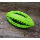 Grubber - interaktiver Rugbyball klein 19x9cm