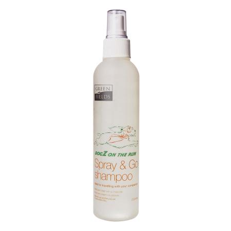Greenfield Spray & Go Shampoo Spray 250 ml