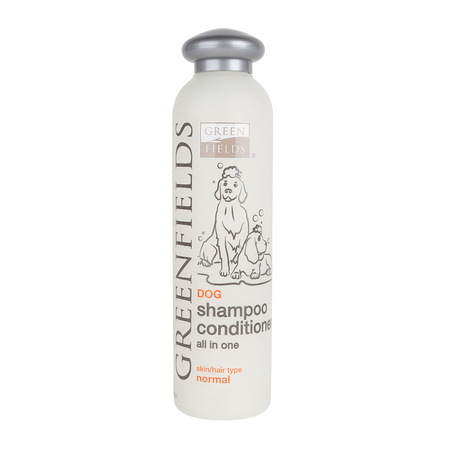 Greenfields Hundeshampoo & Conditioner
