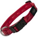 Halsband Rogz Alpinist Gr. M 26 - 40 cm Rot