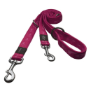 Rogz Hundeleine Alpinist  S 180cm x 10mm Himbeer