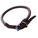Elchleder - Halsband | Hundehalsband weich| echte...