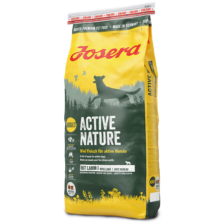 JOSERA Active Nature 15 kg