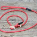 Firedog Moxonleine Profi rot 6mm/130cm m. Zugstop