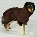 Hundebademantel Dryup Cape braun L (68 cm)