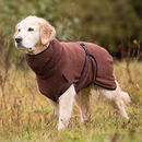 Hundebademantel Dryup Cape braun XL (73 cm)