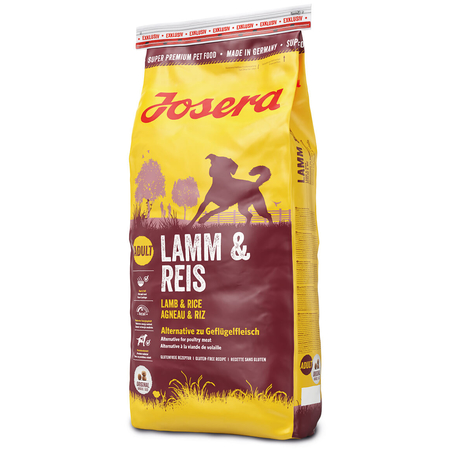 JOSERA Lamm & Reis 15 kg