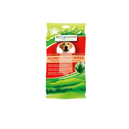 Bogacare® Clean & Fresh Wipes 15 Stück