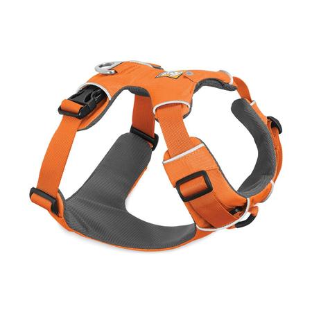 Ruffwear Front Range Harness Geschirr  Poppy/Campfire Orange