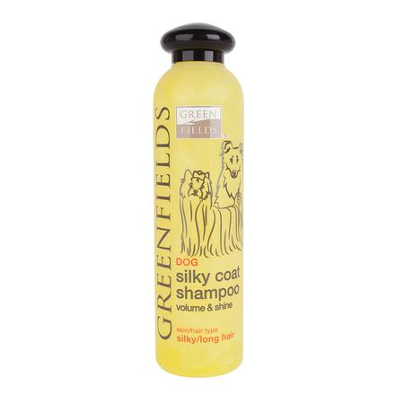 Greenfields Langhaariges Fell Silky Coat Shampoo 250 ml