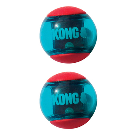 Kong Ball Squeezz Action