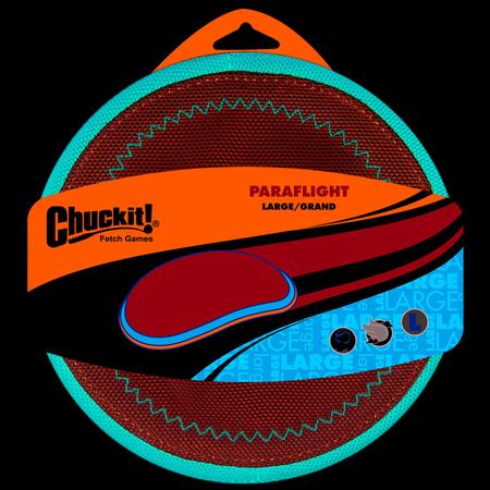 Chuckit Frisbee Paraflight