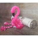 Plüsch Flamingo pink