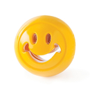 Ball Planet Dog Orbee Tuff Nook gelb Smilie