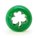 Ball Planet Dog Orbee Tuff Nook grün Kleeblatt